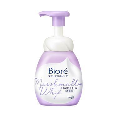 Sabonete Facial Bioré Marshmallow Whip Oil Control 150ml