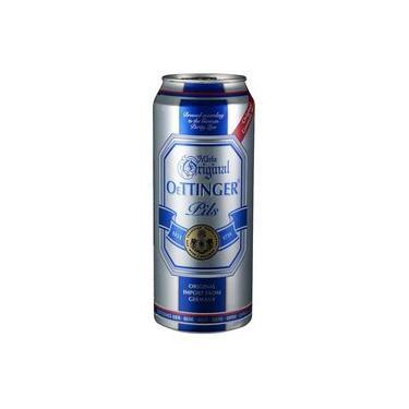 Cerveja Alemã Oettinger Pils Lata 500ml