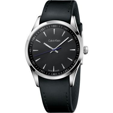 01330338638 Relógio Calvin Klein K5A311C1 Prata Calvin Klein K5A311C1 masculino
