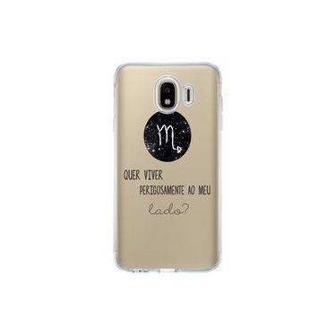 Capa Personalizada para Samsung Galaxy J4 J400M Signos - SN20