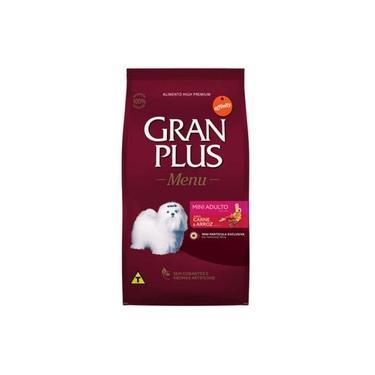 Ração Guabi Gran Plus Menu Carne E Arroz Para Cães Adultos De Raças Pequenas - 15 Kg