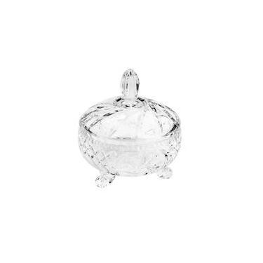 Bomboniere de Cristal 23 x 24,5 cm