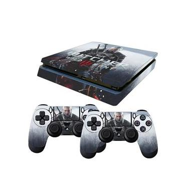 Skin PS4 Slim The Witcher