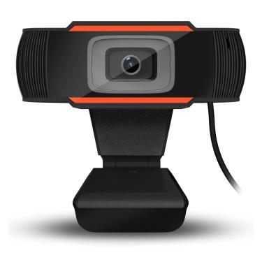HXSJ A870-720 Webcam com fio 720p com foco automático Microfone externo Câmera Computador Laptop Desktop Câmera de video Banggood