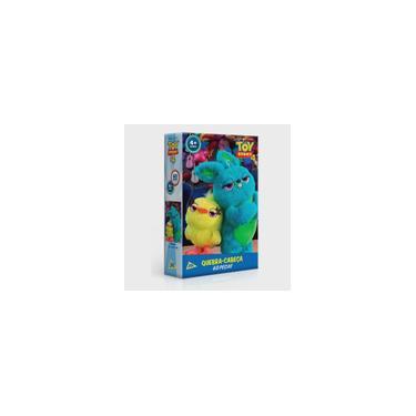 Imagem de Quebra-Cabeça 60 Peças - Toy Story 4 - Coelhinho e Patinho - Toyster