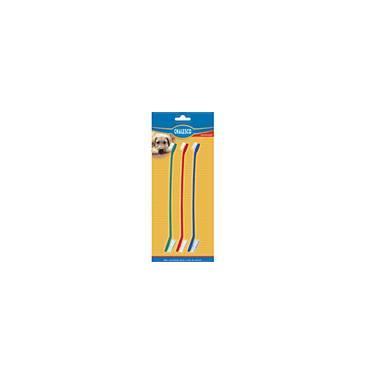 Escovas de Dente p/ Cães (cores sortidas) - Chalesco