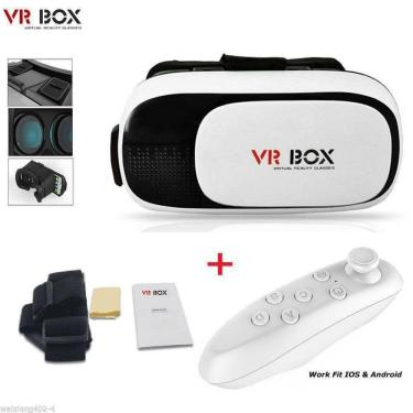 0f1664057dd Outros Acessórios para Celular e Smartphone Óculos de Realidade ...