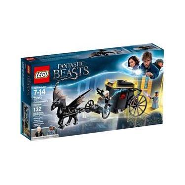 LEGO Harry Potter - A Fuga de Grindelwald - 75951