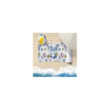Imagem de Toalha De Praia 60Cm X 1,10M Infantil Anti Areia Sport - Bene Casa