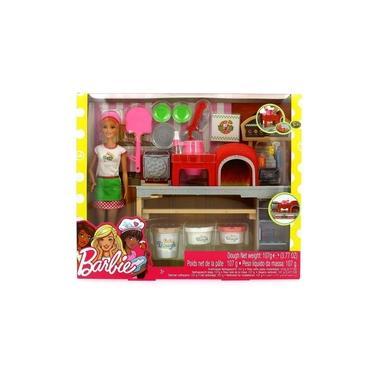Playset Barbie Family Hospital Dos Bichinhos Mattel Comparar