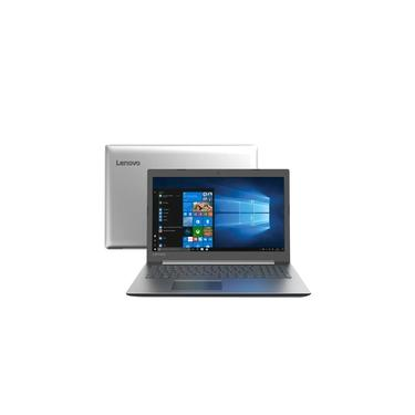 Notebook Lenovo Ideapad 330 Intel Core i3 7020U, 8GB, HD SSD 240GB, 15.6, Win 10 Prata - 81FES00100-SSD