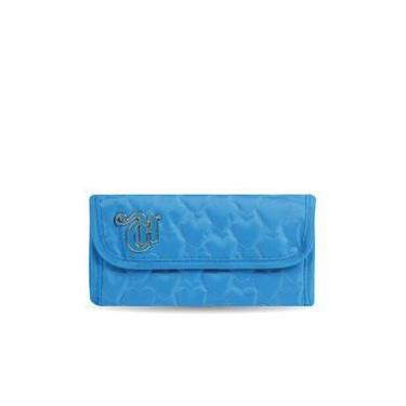 Carteira Luxo Capricho Azul Dmw