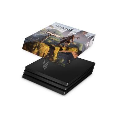 Capa Anti Poeira para PS4 Pro - Horizon Zero Dawn