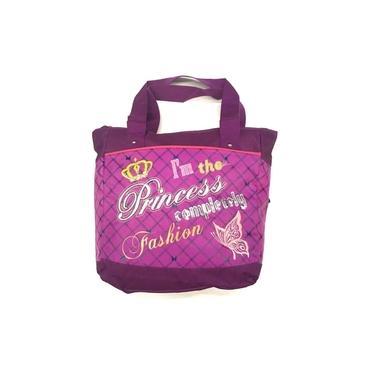 Bolsa Feminina Luxcel Princess Be60005Ps Violeta