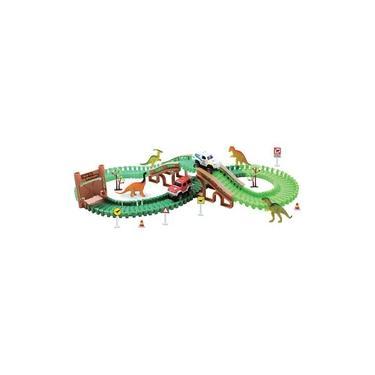 Imagem de Pista Trilha Dos Dinossauros - Braskit