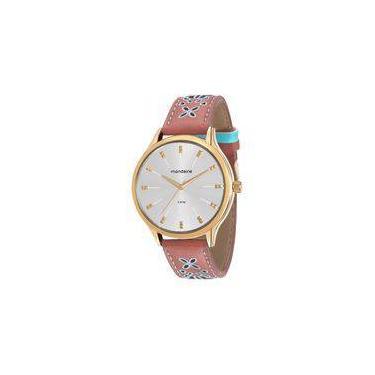 Relógio de Pulso Feminino Mondaine Shoptime   Joalheria   Comparar ... 73e9ffd119