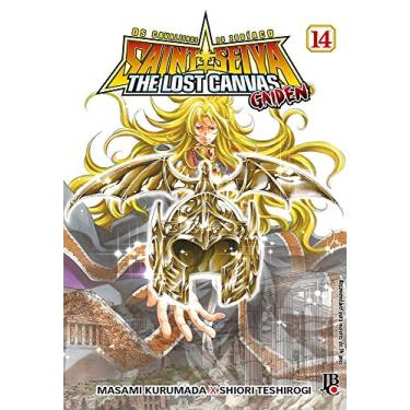 Cavaleiros do Zodíaco Saint Seiya. The Lost Canvas Gaiden - Volume 14 - Masami Kurumada - 9788545701637