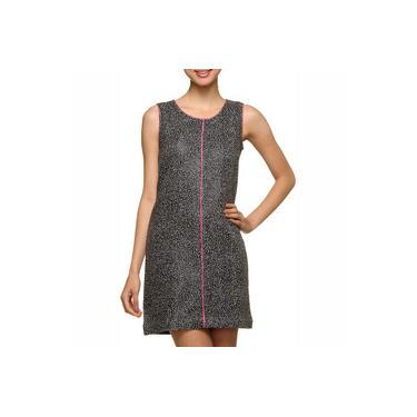 Vestido Reto Wasabi De Tweed