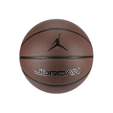 eed543f8600c1 Bola de Basquete Nike Jordan Legacy 8P - MARROM Nike