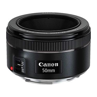Imagem de Lente Objetiva EF 50mm F/1.8 STM Canon