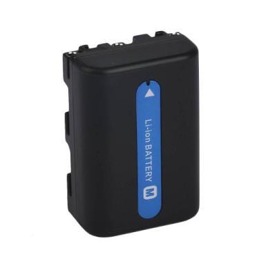 Imagem de Bateria Fm50 / Fm55h Para Câmeras E Filmadoras Sony (1400Mah E 7.2V) -