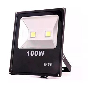 Refletor Holofote Slim de 100W - DNI 6069