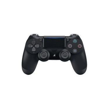 Controle PS4 Dualshock 4 Sony - Preto Original