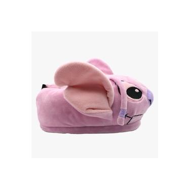 Pantufa Angel Stitch Disney Tam. 36-38