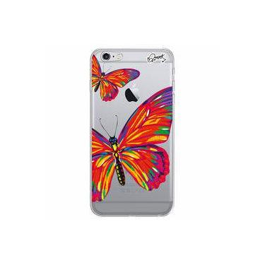 Capa Personalizada para Apple iPhone 6s Plus - BORBOLETA COL 3 - Quark