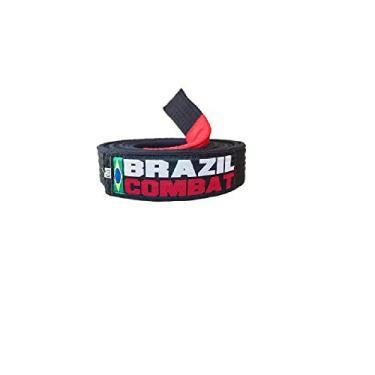 Faixa Especial Brazil Combat - Preto