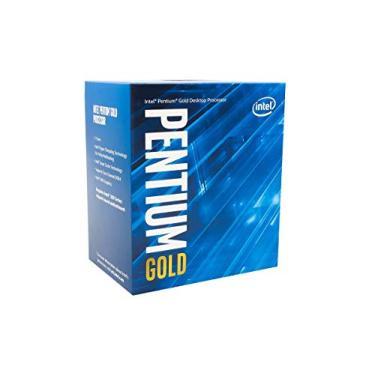 Processador Pentium G5400 3.7Ghz 4Mb Cache Graf Hd 610 Coffelake Box Bx80684G5400 Socket 1151 8ª Geração, INTEL, BX80684G5400
