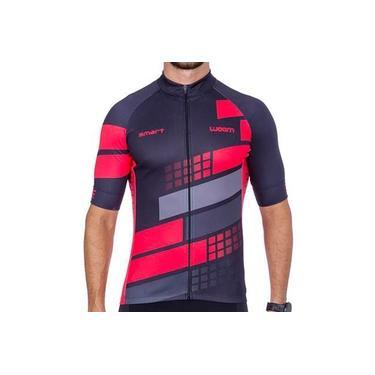 Camisa De Ciclismo Woom Smart Hurricane Masc Coleção 2021