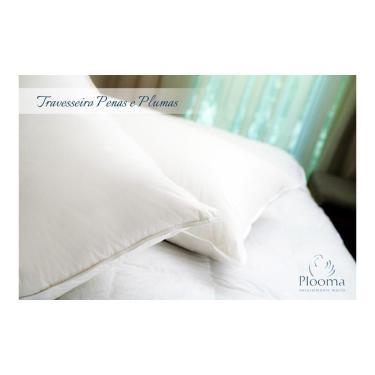 Imagem de Travesseiro 80% Pena 20% Pluma De Ganso 50X70 Plooma