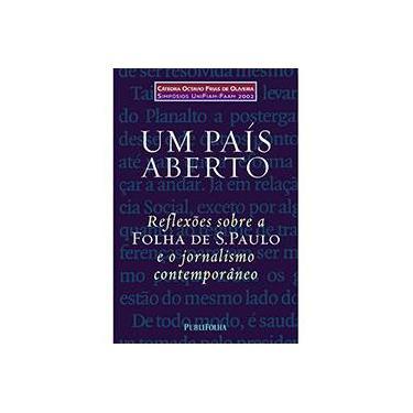 Um País Aberto - Oliveira, Octávio Frias De - 9788574024462