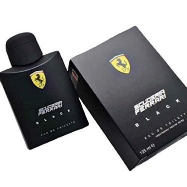 Perfume Ferrari Black 125ml- Original