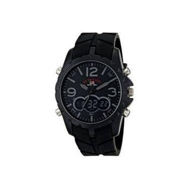 5bac2d47d39 Relógio de Pulso Borracha Resistente a àgua Americanas