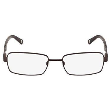 ed4a4194d7ff7 Óculos de Grau Marchon Nyc M-wall Street 033 55 Cinza Escuro Acetinado