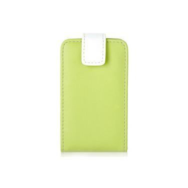 Capa De Couro MicroWallet p/ iPod Nano 1ª e 2ª Ger. (Verde) - XtremeMac