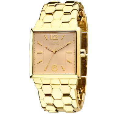 ff36663f704 Relógio Euro Feminino Faro - EU2035LVP 4D EU2035LVP 4D