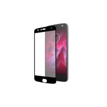 Película De Gel 5d Para Celular Motorola Moto G5 S Plus Borda Preta