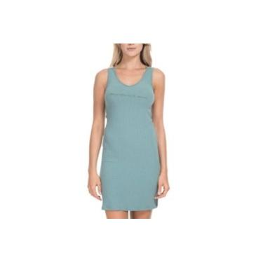 Vestido Roxy Mountains And Waves Verde