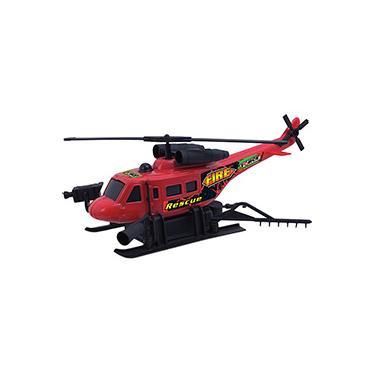 Imagem de Helicóptero Fire Force Super Fricção - Carsdoso Brinquedo