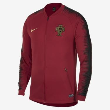 Jaqueta Nike Portugal Anthem Masculina 75a9ed4531f2b