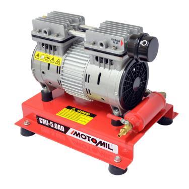 Motocompressor Motomil Monofásico Ar Direto 5 Pés Cmi-5,0 Ad - 220V