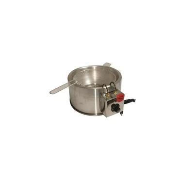 Fritadeira Elétrica 3 Litros Profissional Alumínio 220 V