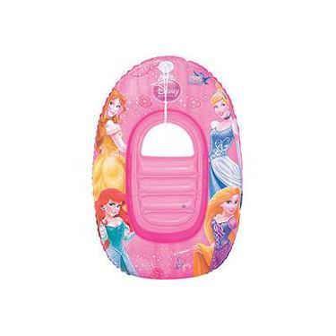 Bote Inflável Bestway Princesas Disney 102x69cm