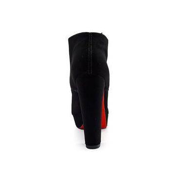 0674656cac61 Sapato Feminino Ankle Boot: Encontre Promoções e o Menor Preço No Zoom