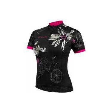 Camisa Ciclismo Bike Love Feminina Refactor