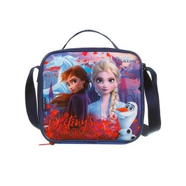 Lancheira Soft Easy Frozen 2 My Destiny - 37381 Dermiwil