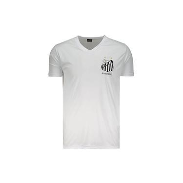 Camisa Kappa Santos 2001 Branca
